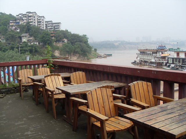 Great Balcony of Chongqing Perfect Time Hostel